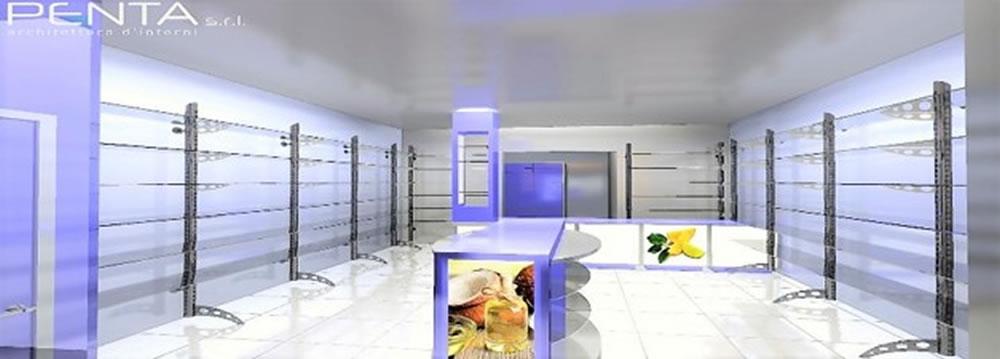 Arredi per farmacie a roma pentarredo produzione mobili for Aziende di design